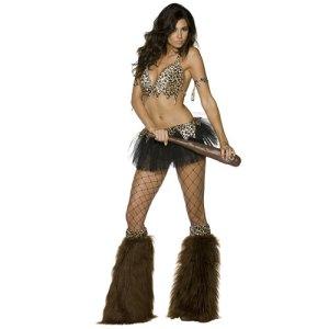 Costume femme des cavernes sexy Babe