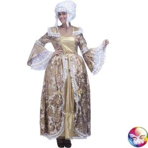 Costume femme comtesse de Chambord