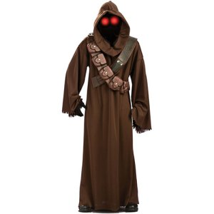 Costume homme Jawa Star Wars luxe