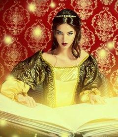 Thème Contes, Fées, Princesses, Chevaliers, Médiéval deguisement, accessoires