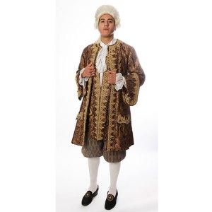 Marquis de la Terre Collection prestige, déguisement Paris qualité supérieure