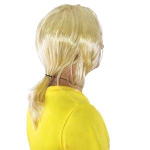 Perruque blonde Brice de Nice