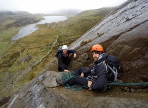 AG3 - climbing - snowdonia - location safety ltd - Film, TV and Media Safety Specialists