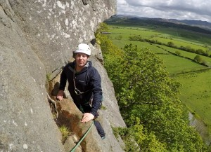 AG2 - climbing - snowdonia - location safety ltd - Film, TV and Media Safety Specialists