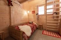 chambre appartement Saint Gervais