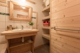 salle de bain appartement Saint Gervais