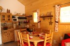Appartement en chalet Saint Gervaish