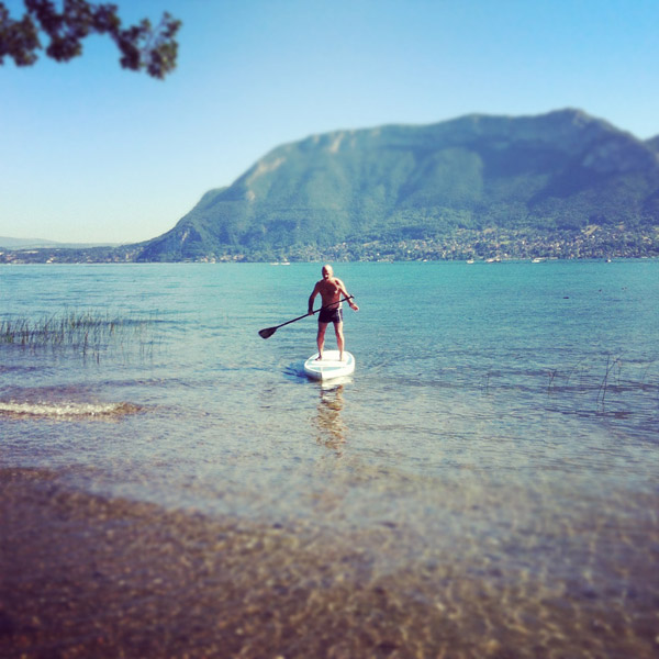 abonnement fitness stand up paddle annecy