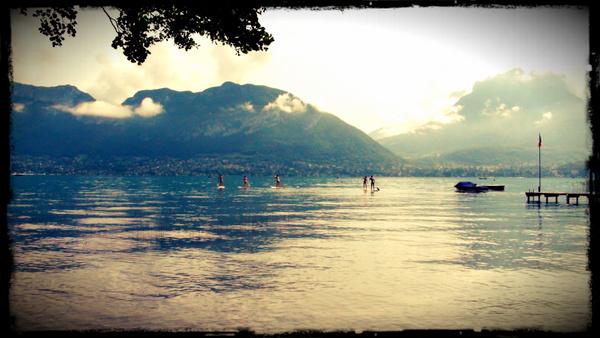 initiation et randonnée stand up paddle