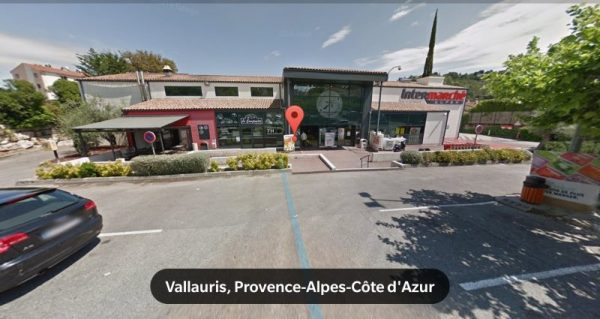 Location Intermarché vallauris