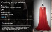cape longue rouge paul ka