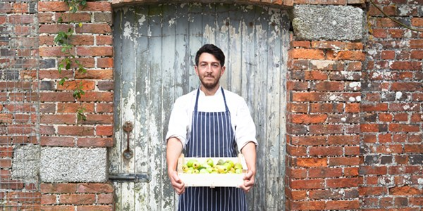 Trelowarren's 'Land to Table' foraged feasts