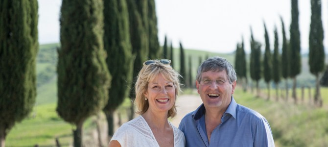 Books – Tuscany by Katie and Giancarlo Caldesi