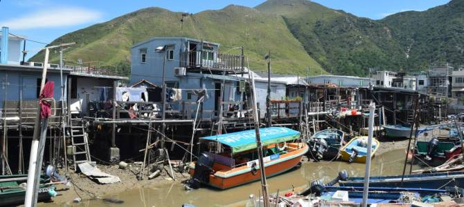 After warding off mass tourism, Hong Kong's last fishing village faces climate threats