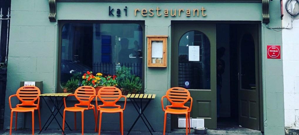 Kai Restaurant – localism, seasonality, sustainability