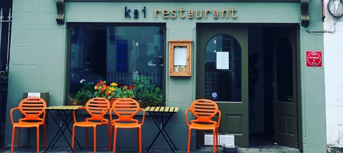 Kai Restaurant – localism, seasonality, sustainability