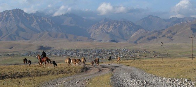 To adapt to a changing climate, Kyrgyzstan revives its nomadic past