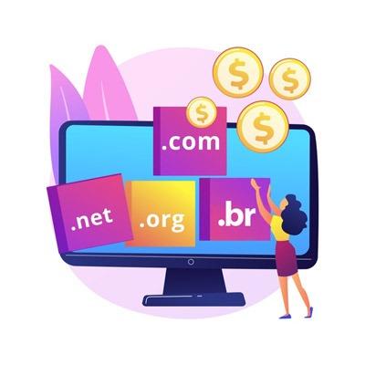 como fazer um registro de dominio .br www