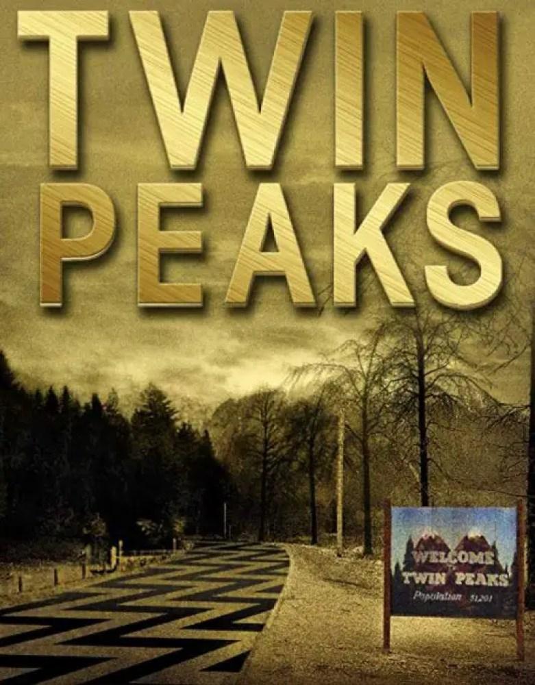 I segreti di Twin Peaks locandina prima stagione