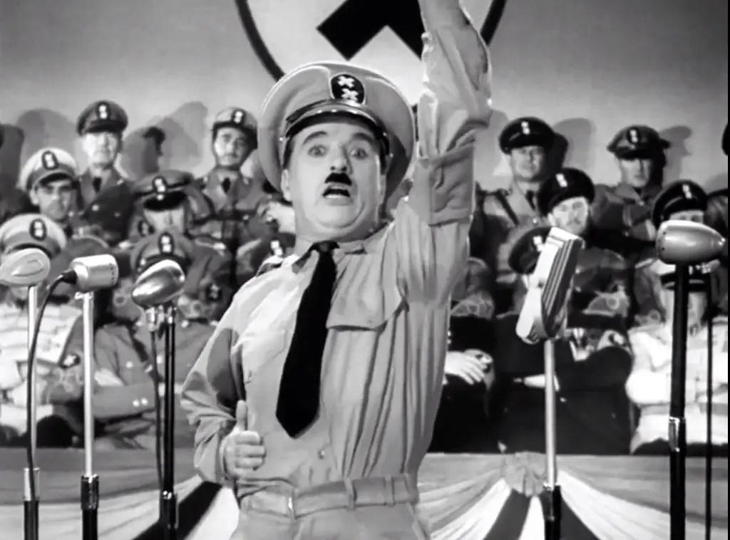 Il dittatore de Il Grande Dittatore
