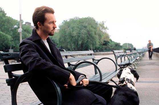 Edward Norton in La 25°ora