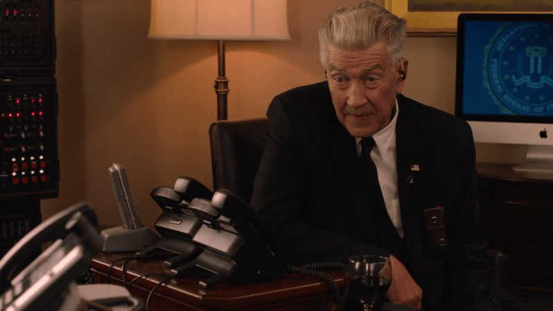 Twin Peaks Lynch