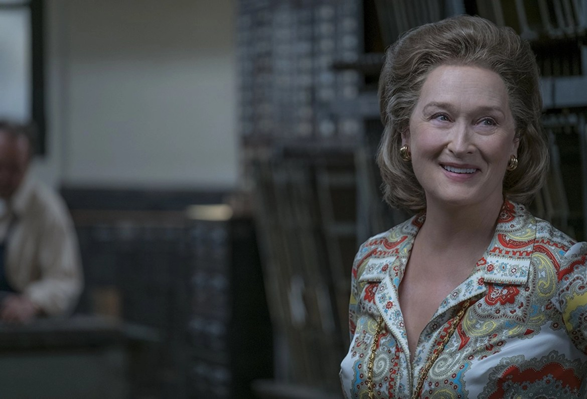 meryl streep the post