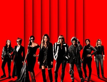 locandina movie ocean's 8