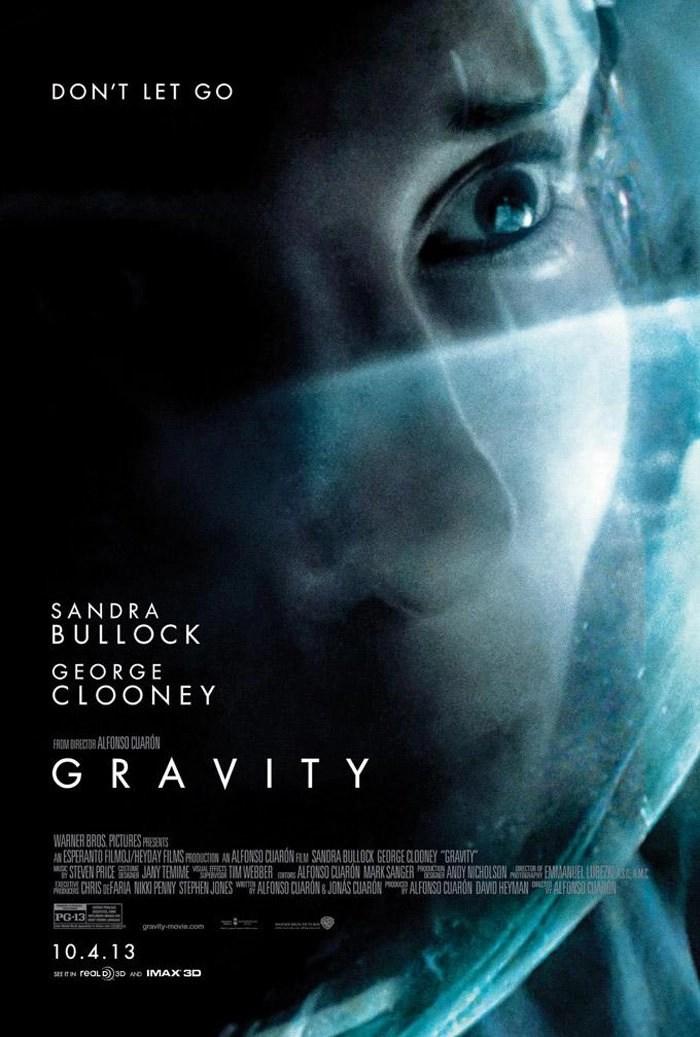Gravity: Nell'immenso spazio spaziale
