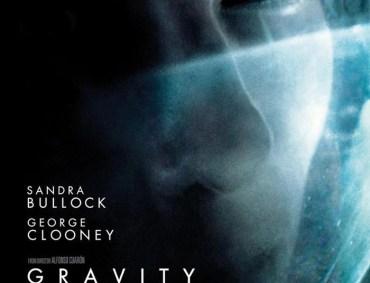 Locandina del film Gravity