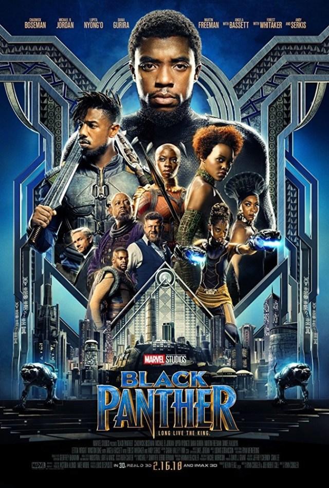 poster oscar 2019 black panther