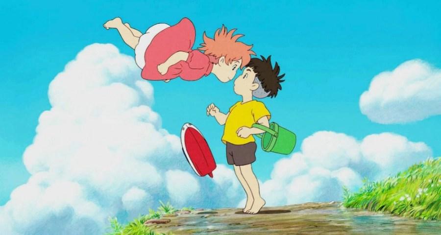 top film animazione ponyo