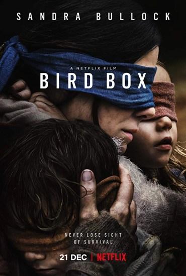 loncandina poster Bird Box
