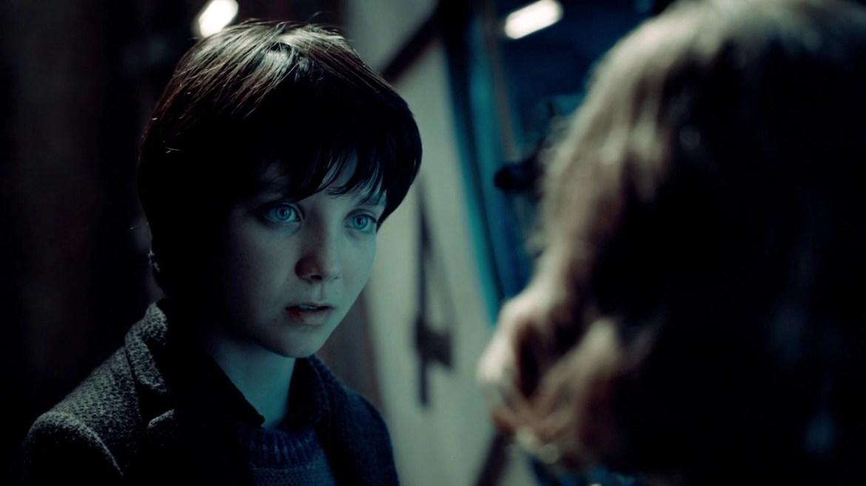Asa Butterfield in Hugo Cabret (2011)
