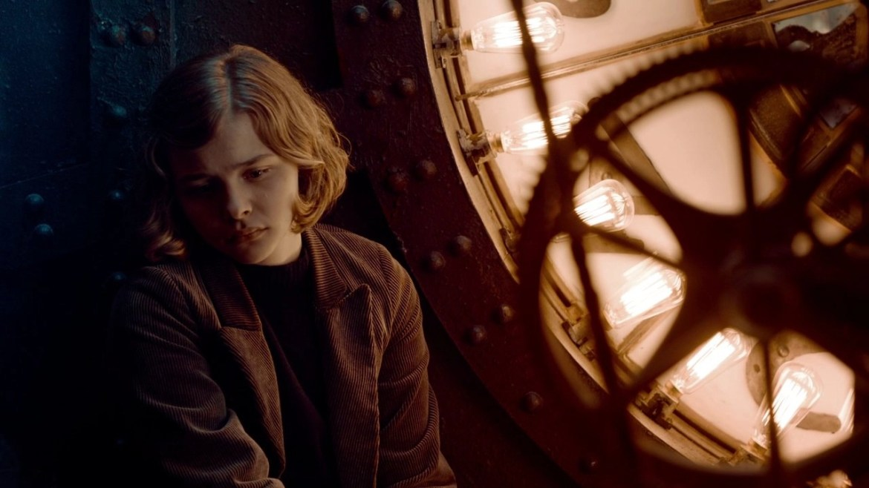 Chloë Grace Moretz in Hugo (2011)