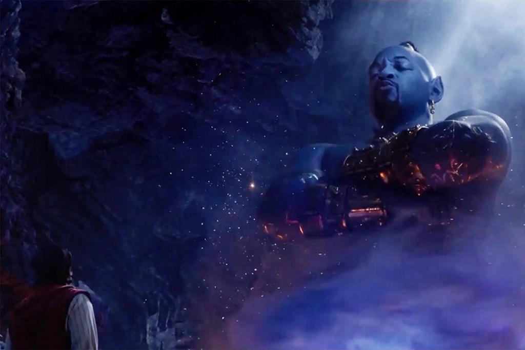 Il genio di Will Smith: Aladdin