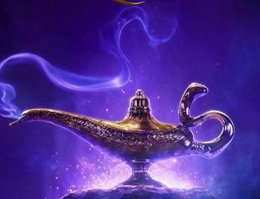 Aladdin la locandina del film