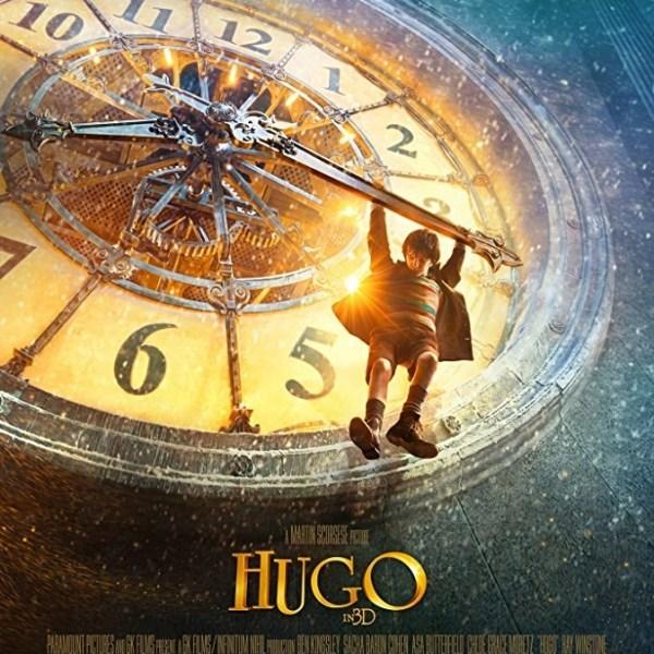 locandina del film Hugo Cabret 2011
