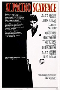 poster film al pacino scarface