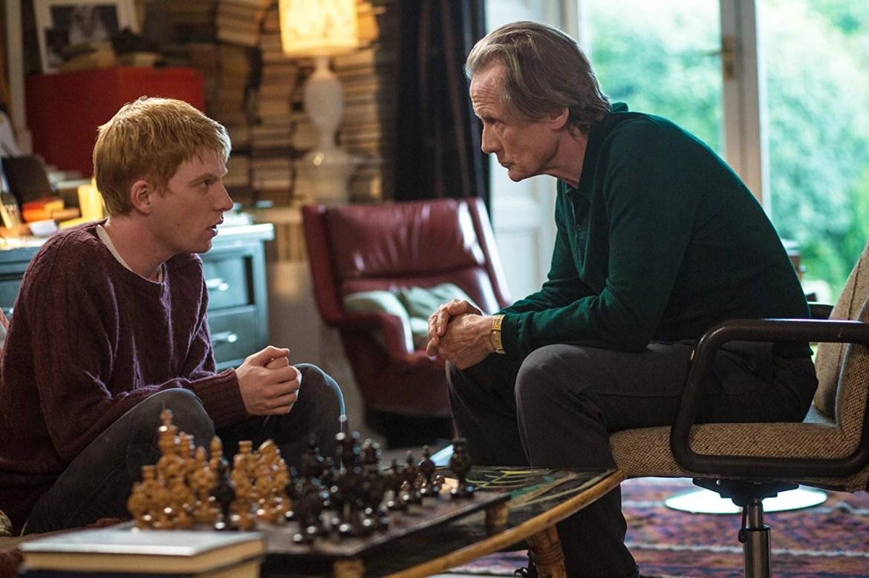 tim e padre figlio scacchi dialogo