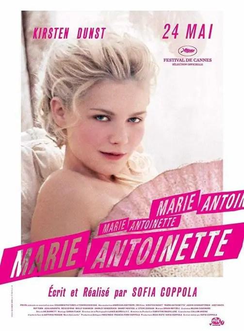Marie Antoinette (2006) POSTER MOVIE