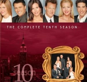 friends 10 locandina dvd