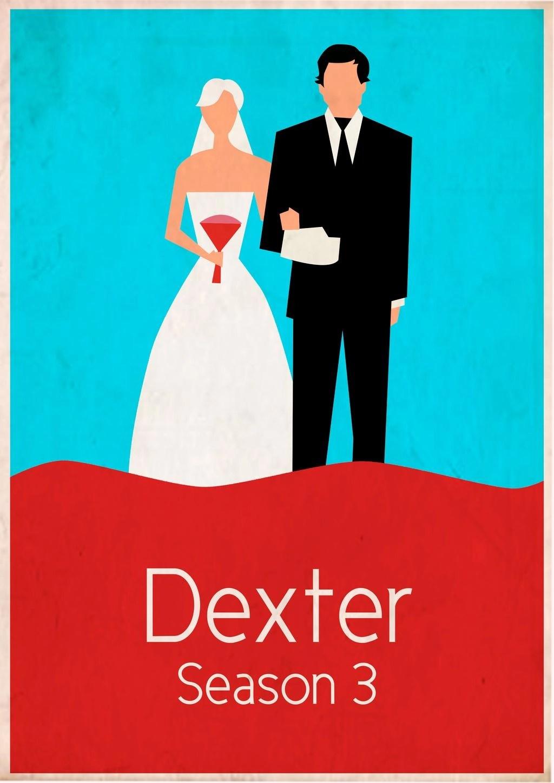 Dexter 3 Locandina