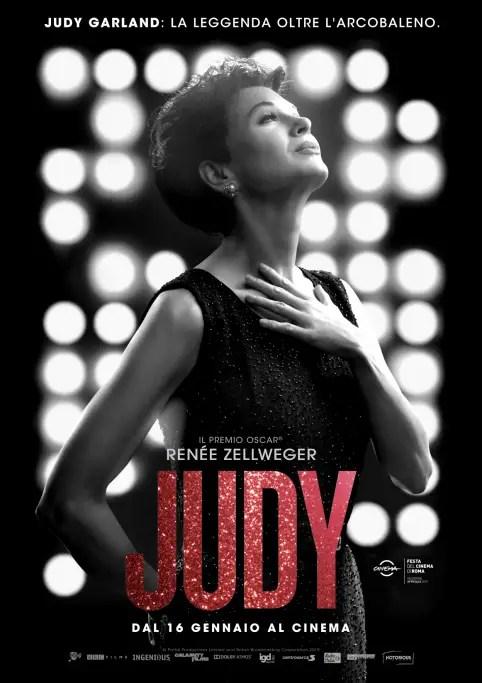 Judy locandina film