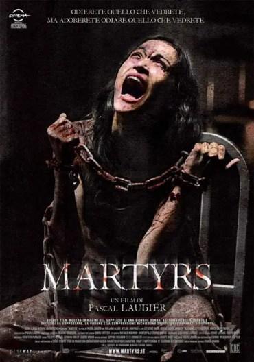 Martyrs (2008) recensione locandina