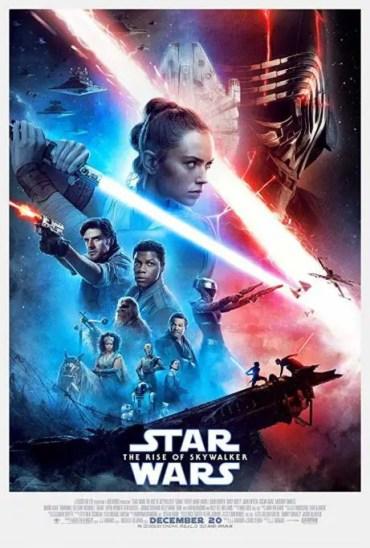 Star Wars L'ascesa di Skywalker locandina