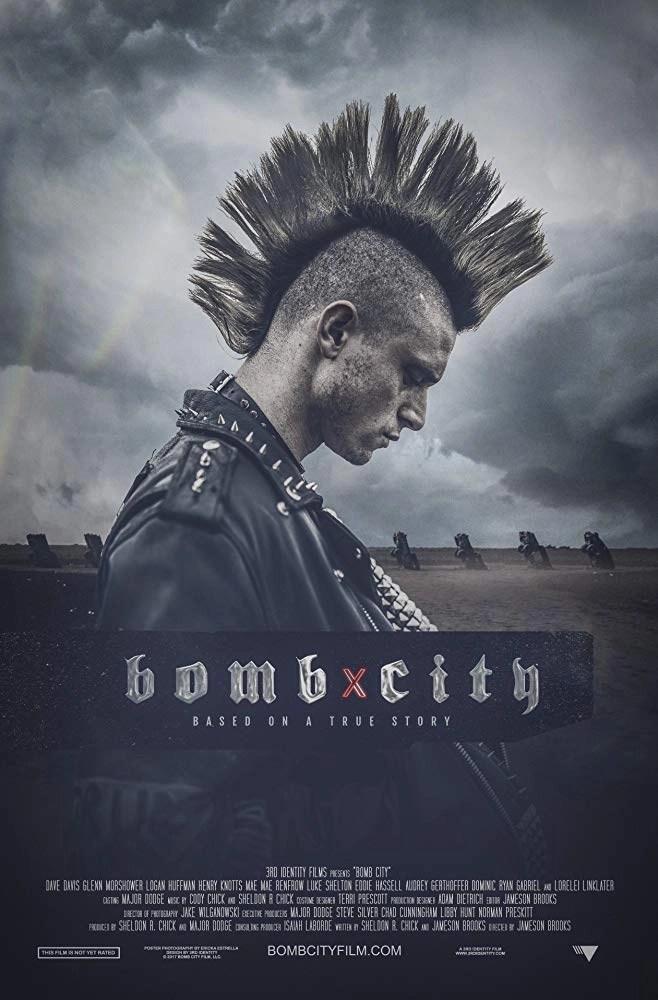 bomb city poster