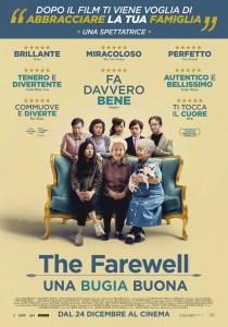 the farewell una buona bugia poster