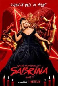 le terrificanti avventure di sabrina 3 poster