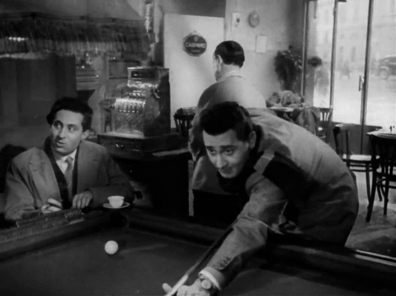 Alberto sordi in I vitelloni (1953))
